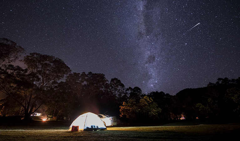 Best Camping Spots In Australia for Stargazing