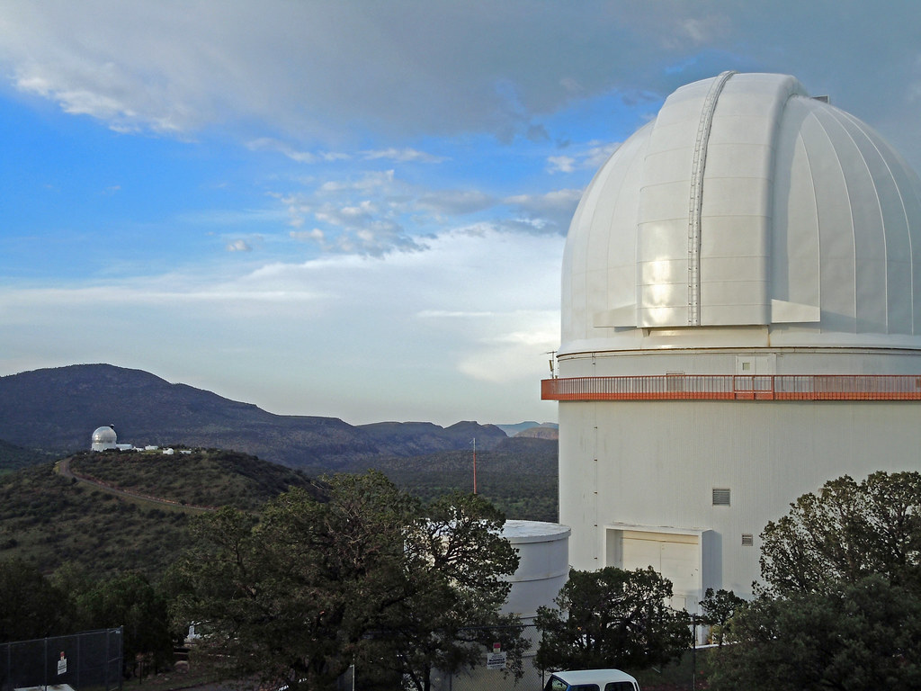 Kinds of Telescope for the Observatory