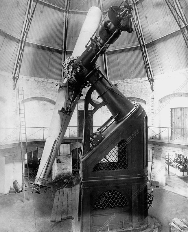 Types of Refractor Telescope for the Observatory Equipment